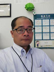 相談員 山澤